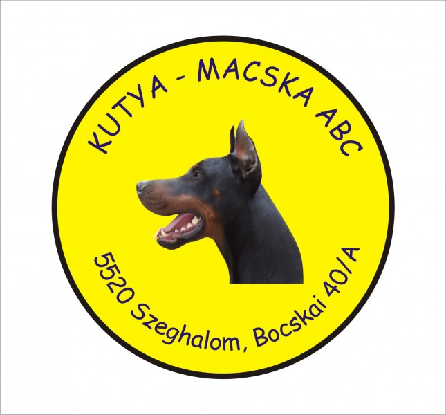 Kiss Imre kutya macska bolt logo